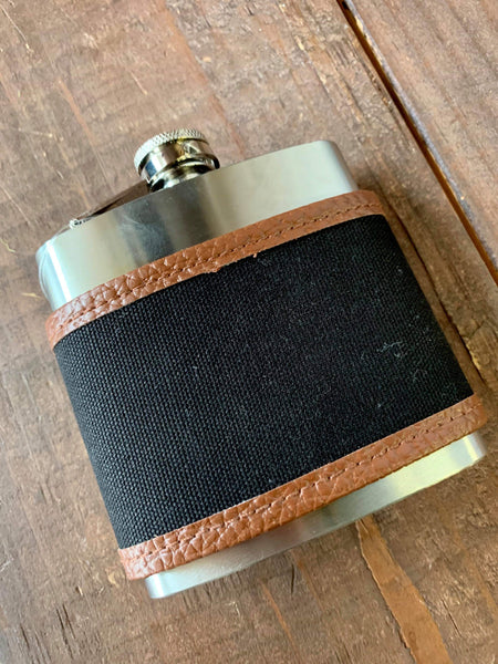 Flask with Koozie