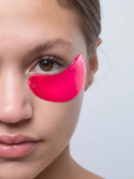 Rose & Aloe Collagen Gel Eye Mask