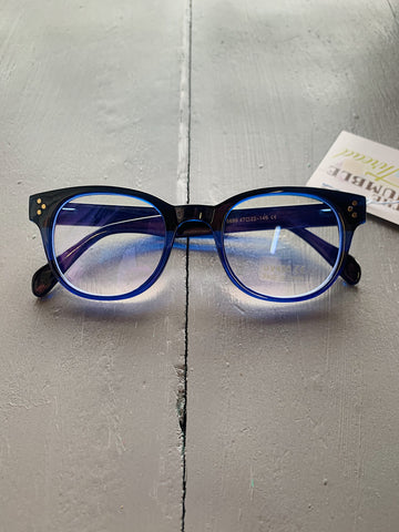 Blue & Black - Blue Light Glasses