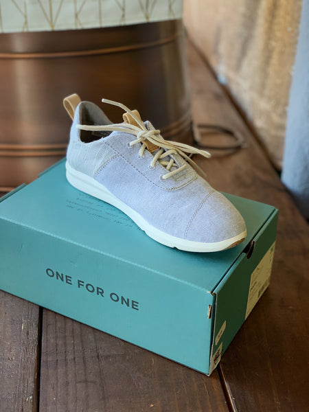 Toms Drizzle Grey Sneaker