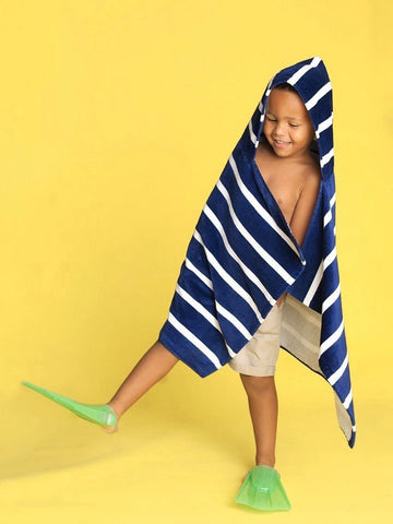 Boys Kids Wrap Towel