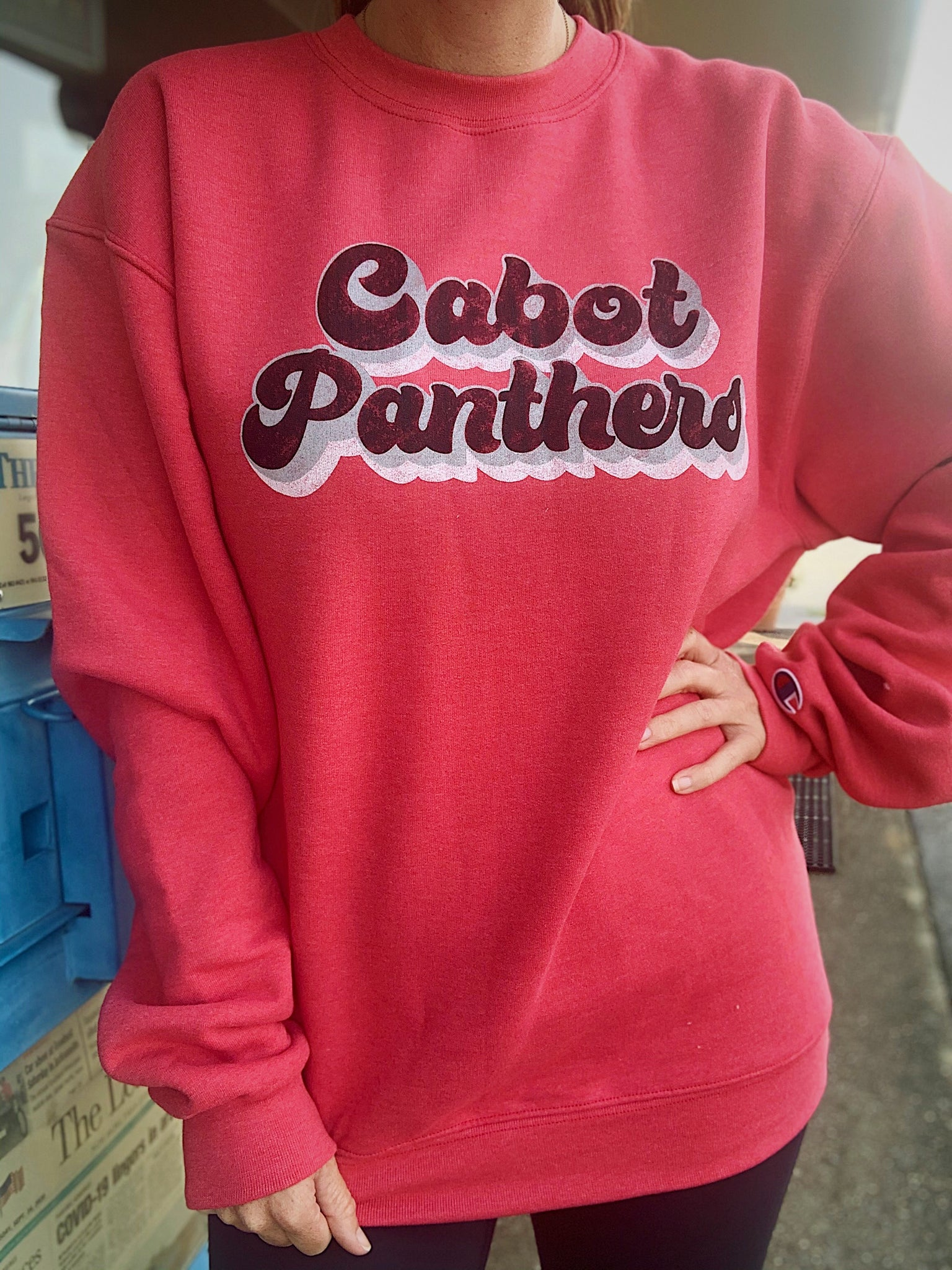 Cabot Panthers Sweatshirt