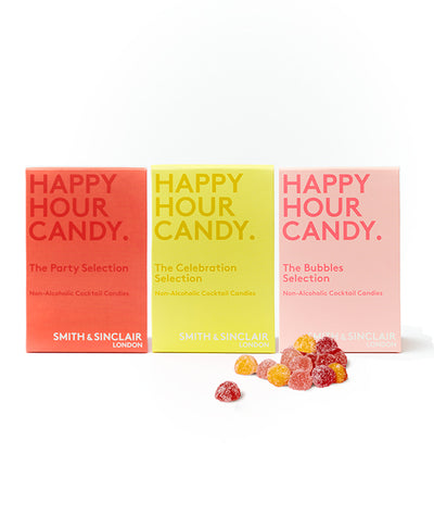 The Happy Hour Trio (Non-Alcoholic Cocktail Gummies) image