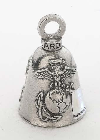 usmc marines motorcycle guardian bell