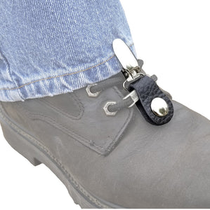J122-3 Boot Clips Army