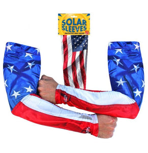 SOLSL4 Solar Sleeve USA Flag
