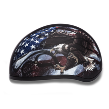 Load image into Gallery viewer, D6-USA D.O.T. DAYTONA SKULL CAP - W/ USA