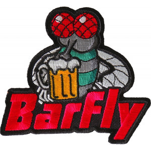 P6709 Barfly Patch