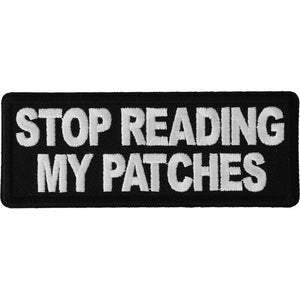 P6603 Stop Reading My Patches Patch