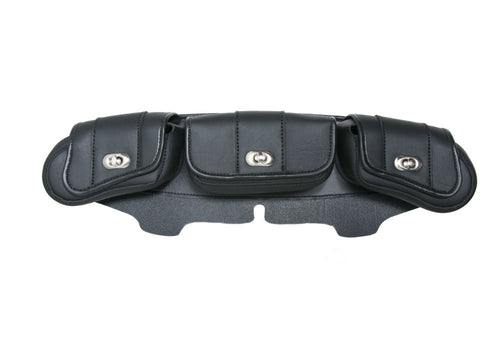 DS5802 Three- Pocket Windshield Bag