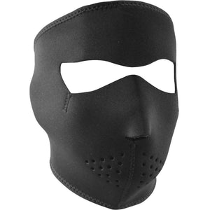 WNFM114 ZAN® Full Mask- Neoprene- Black