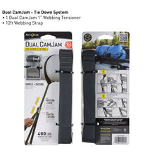 Load image into Gallery viewer, CJD12-09-R3 DUAL CAMJAM® TIE DOWN SYSTEM 12'