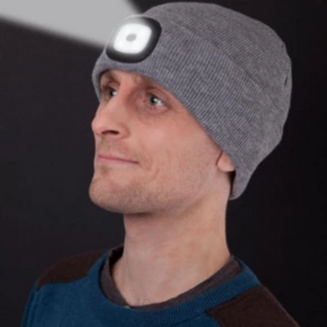 Mantis LED Night Vision Beanie - Rechargeable