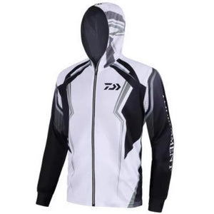 Men's Hooded Leisure Jacket Long Sleeve