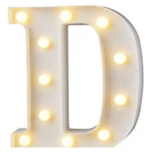 Load image into Gallery viewer, A-Z LED Letter Light