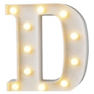 A-Z LED Letter Light