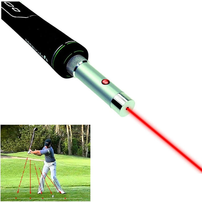 Golf Swing Laser Plane Trainer