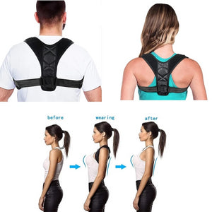 Back Shoulder Support