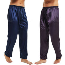 Load image into Gallery viewer, Men's Silk Satin Lounge Pants
