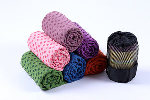 Yoga Mat Cover Towel