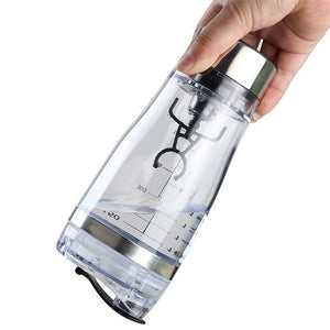 Self Shaker Protein Drink Bottle