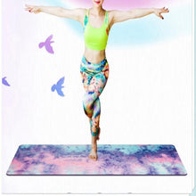 Load image into Gallery viewer, Yoga Mat - Non Slip