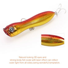 Load image into Gallery viewer, Saltwater Big Popper Long Casting Fishing Lure