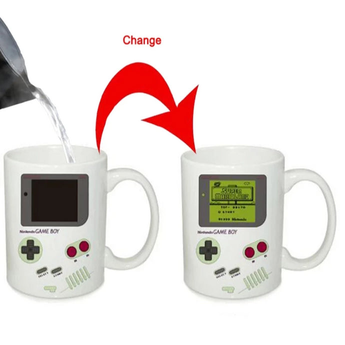 Magic Mug - Gameboy