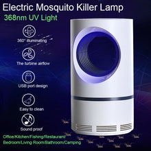 Load image into Gallery viewer, Outdoor Electric Fly Killer Bug Zapper