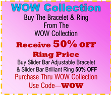 Load image into Gallery viewer, Slider Bar Adjustable Bracelet