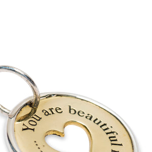 Palas Jewellery Beautiful Inside And Out Charm