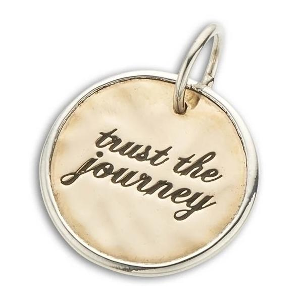Palas Jewellery Trust The Journey Charm