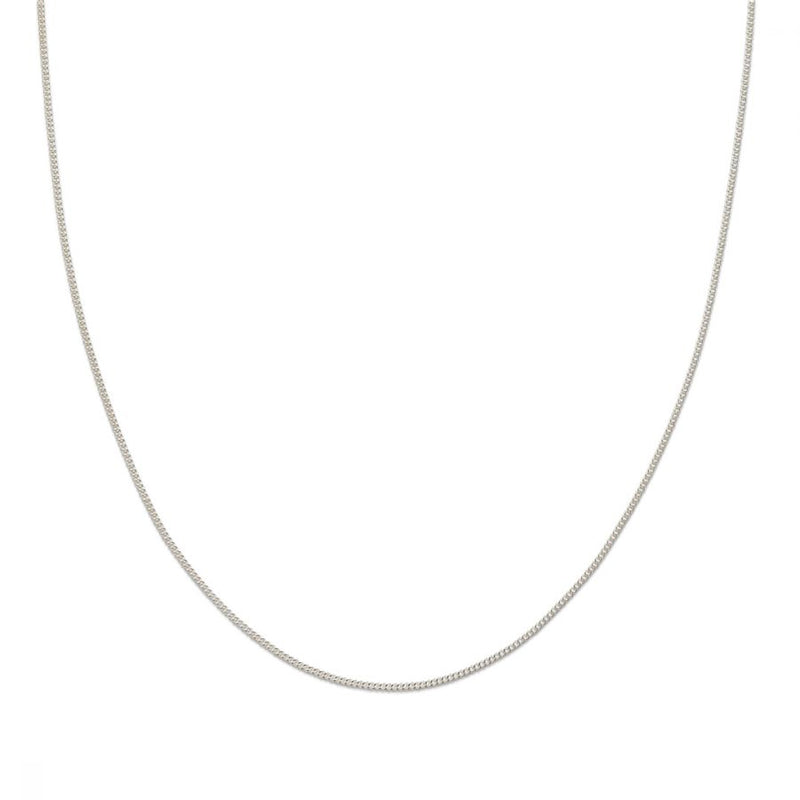 Palas Jewellery 45cm Sterling Silver Necklace