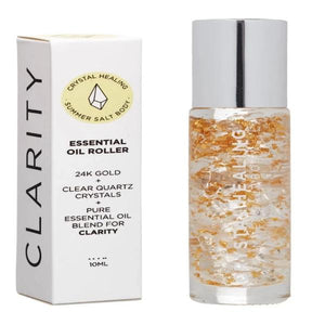Summer Salt Body Clarity Essential Oil Roller - 10ml
