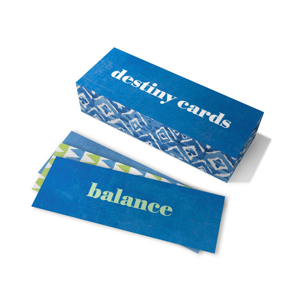 Little Affirmations Destiny Cards Positive Affirmation Cards