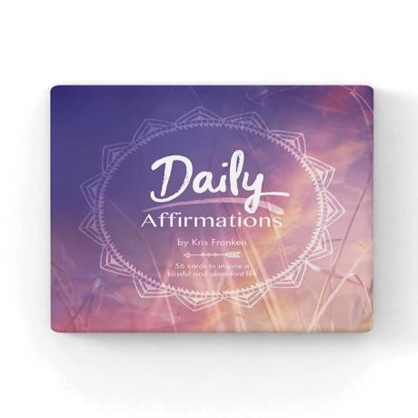 Daily Positive Affirmations Cards