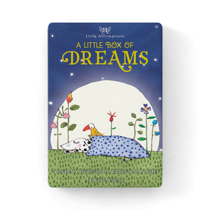 Little Affirmations Card Set - A Little Box Of Dreams
