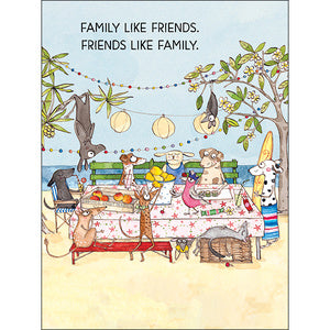 Little Affirmations Card Set-Family
