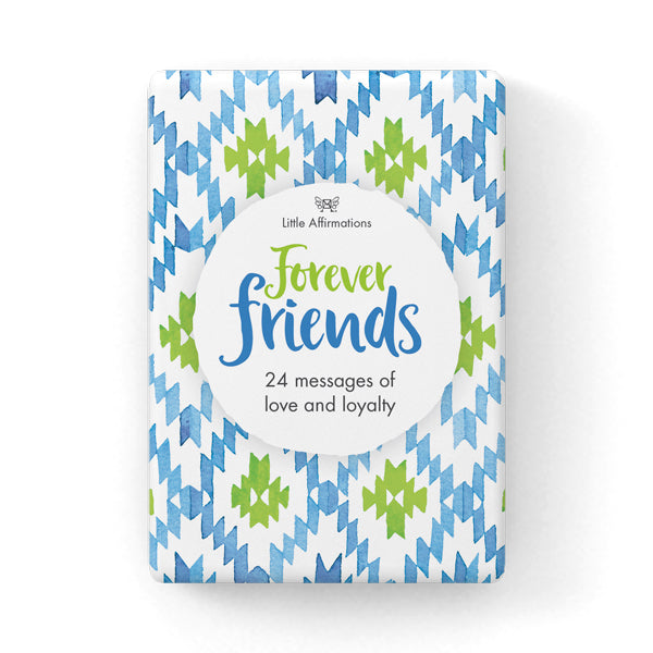 Forever Friends Positive Affirmations Cards
