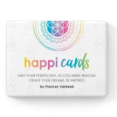 Positive Affirmation Happi Cards