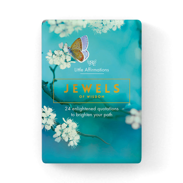 Jewels of Wisdom Affirmation Cards
