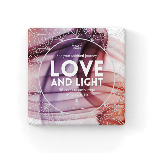 Little Affirmations Love and Light Insight Oracle Cards
