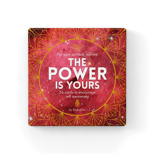 The Power is Yours Oracle Cards