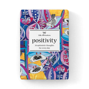 Positivity Affirmation Cards