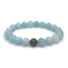 Aquamarine Crystal Bracelet and Soap Joy and Harmony Set