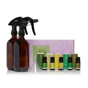 ECO. Essential Oils Diy Cleaning Kit