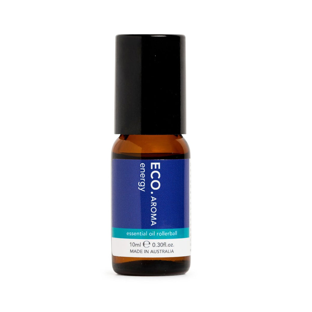 ECO. Energy Rollerball Essential Oil Blend