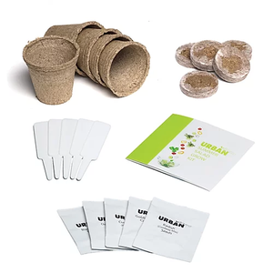 Urban Greens Summer Salad Grow Kit