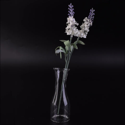 2017 Useful Stylish Creative Home Decor Transparent Glass Hydroponic Vase Modern Fashion Dining Table Office Table Small Vase