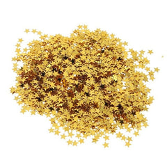 6000pcs 6mm Stars Sprinkles Table Confetti Party Scatter for Party Birthday Wedding Decoration Party Supplies